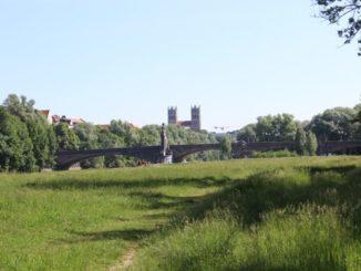 an der Wittelsbacher Brücke