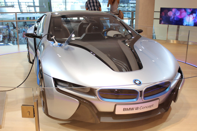 BMW Welt Modelle