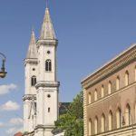 München Must See: Die Stabi an der Uni