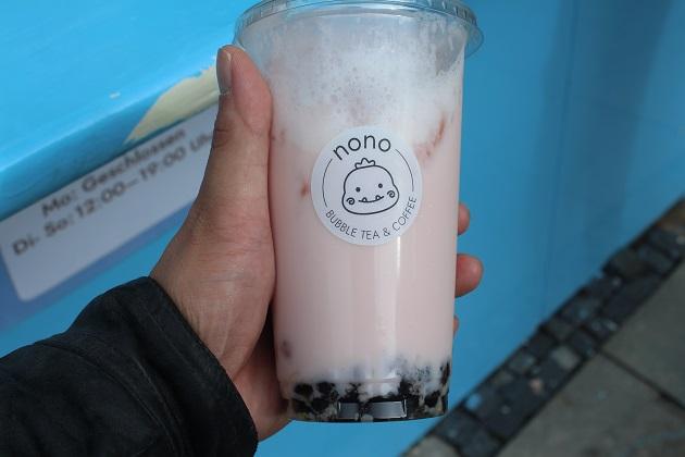Bubble Tea bei Nono
