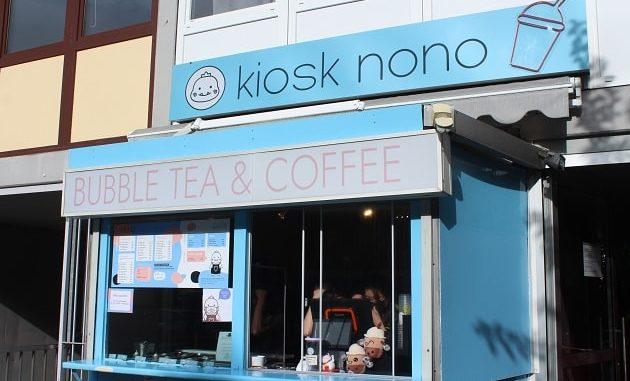 Kiosk Nono- Bubble Tea und Kaffee