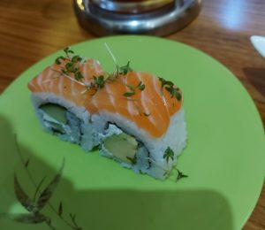 Running Sushi Tsuki-Ji