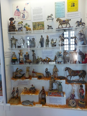 Spielzeugmuseum Ausstellung