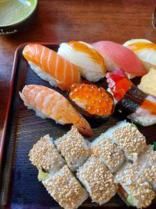 Sushi München bei Yuki Hana